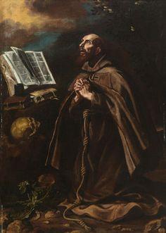 Luis Tristán - San Pedro de Alcántara
