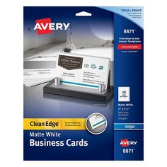 Walmart avery 8371 perforated inkjet business card things for speed dating activity for absolute value opposite reciprocal and opposite reciprocal math love business card stockbusiness cardsinkjet printerplace reheart Gallery