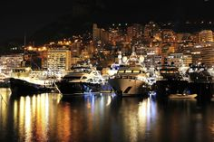 Monaco may be the second smallest country in the world (next to the Vatican), but these 50 photos will prove why it is a big travel destination. World Most Beautiful Place, World's Most Beautiful, Beautiful Places, Monaco, Airline Tickets, Cheap Flights, Countries Of The World, New York Skyline, Travel Destinations