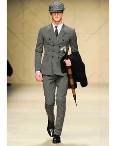 Double breasted suits on Pinterest | Suits, Burberry and Double