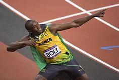 Usain Bolt in: Dong Dong und die starken Männer | BRASH Deutschland