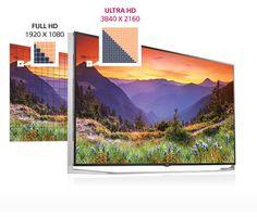 LG Ultra HD 4KTV Television
