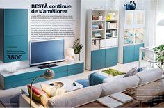 mobili per soggiorno IKEA BESTÅ | IKEA | Pinterest | Soggiorno ikea ...
