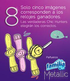 Pañuelos Familia® Chic Metalic - instrucción 8