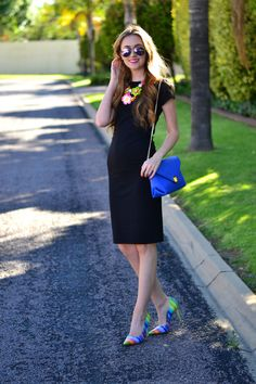 """A little black dress always reminds me of Audrey Hepburn's iconic roll in """"Breakfast at Tiffany's"""". She lead the path to ensuring that every woman has at least one little black dress in her wardrobe. It is one of the most versatile investment pieces you could possibly own. A great black dress can provide for …"""