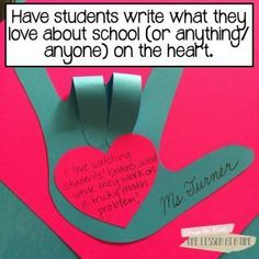 Elementary School Valentine's Day Activities & Lessons | School ...