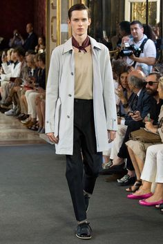 Corneliani Spring 2016 Menswear - Collection - Gallery - Style.com