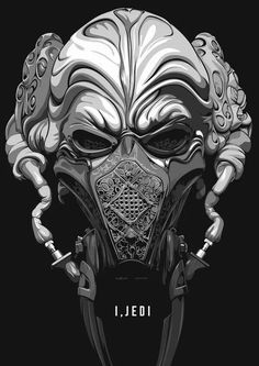 Plo Koon - Star Wars - Matt Edwards