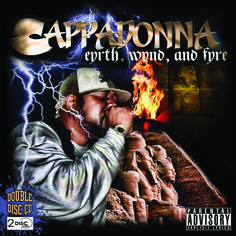 Cappadonna drops the second leak off his upcoming Eyrth, Wynd & Fyre album. This is called Rap Is Like Crack and features Solomon Childs. Eyrth, Wynd & Fyre which Cappadonna will be releasing as a double album, drops in January.