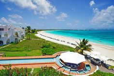 CuisinArt Golf Resort & Spa, a member of the Leading Hotels of the World, is a beachfront luxury hotel & resort on award winning Rendezvous Bay, Anguilla overlooking white sand beaches and turquoise water
