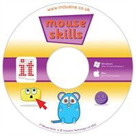 Excellent way to teach mouse clicking, tracking pointers and controlling mouse clicks - teachers can access the control panel to alter the programme for individual users.