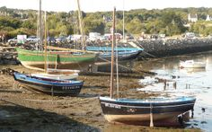 Plougastel-Daoulas - Le port du Tinduff  
