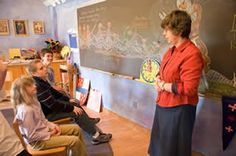 Camphill Special School, the only Waldorf school in North America for students with developmental disabilities.