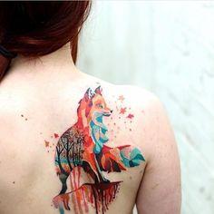#Tattoo by @shnioka  ___ www.EQUILΔTTERΔ.com ___  #Equilattera