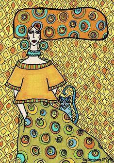 Lisa, My Arts, Design, Design Comics