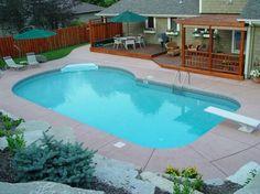 small+ inground+ pool | Custom