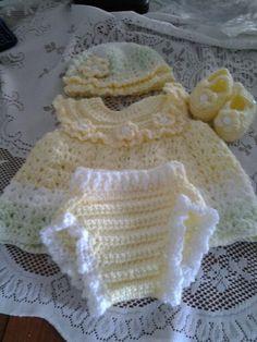 Newborn set great shower gift