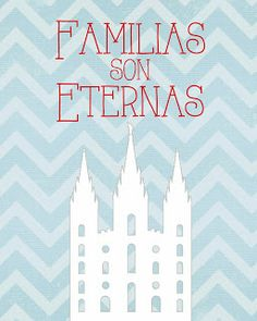 "A Pocket full of LDS prints: 2014 Primary Theme free printables ""Families are Forever"""