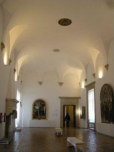 Sala delle veglie (La sal de hadas). Palacio Ducal de Urbino 26