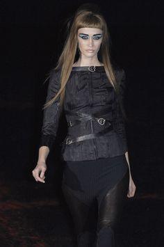 game-of-style:  Asha Greyjoy - Alexander McQueen fall 2007