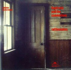 """Lloyd Cole & The Commotions - Rattlesnakes. The Album that defined a student generation and invented """"Art Pop""""."""