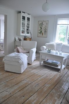White~awesome floors