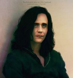 Великолепный #LokiArt