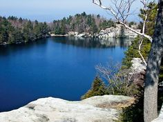 Lake Minnewaska - New Paltz, NY - a beautiful place to hike!