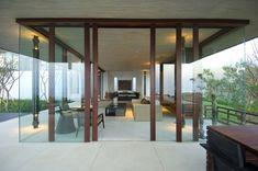 contemporist - modern architecture - woha designs - alila villas uluwatu - uluwatu - bali - interior view - living room