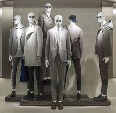NOBLE, our new Schläppi mannequin, for ZARA