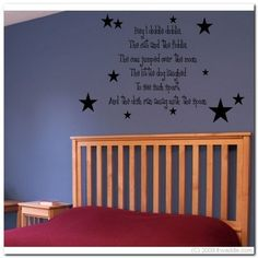 Hey Diddle Diddle Vinyl Lettering Wall Words Decor by itwaddle, $24.95