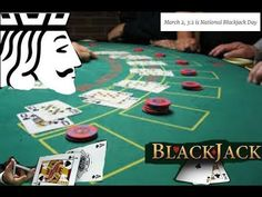 It's National Blackjack Day but Guinness World Record Will Have to Wait! - YouTube