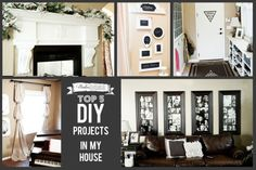 PurdueAvenue top 5 DIY projects for the home