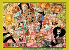 RolonoaZoro Gallery :: Color Spreads (Illustrazioni a colori) :: 660_G