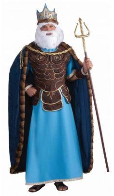 Costume du Dieu Neptune