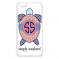 Simply Southern Turtle iPhone 6 Phone Case