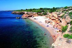 Camping L'Ametlla Village Platja, L'Ametlla de Mar, Spain