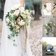 At the start of this year I rounded up some of the key trends for weddings in 2016, and ironically one of the biggest floral trends was the no flower trend – greenery! A modern take on the greenery (fern) obsession of the 1920s, it is great for creating a lush look without costing the earth; and is the perfect...READ THE REST