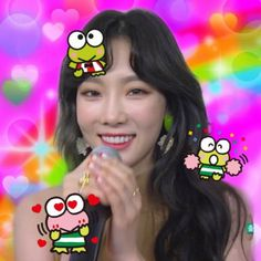 Image uploaded by Find images and videos about kpop, snsd and taeyeon on We Heart It - the app to get lost in what you love. Red Aesthetic, Kpop Aesthetic, Seohyun, Snsd, I Love Girls, Cool Girl, Taeyeon Tumblr, Kpop Posters, Cybergoth