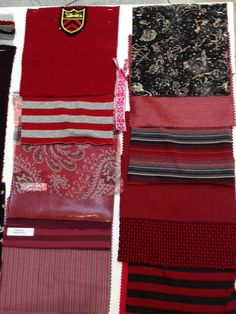 Join the club fabric trends fall 2014