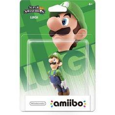 Luigi Amiibo Figure Nintendo Mario Smash Bros Wii U & New Japan Super Smash Bros, Smash Bros Wii, Super Luigi, New Super Mario Bros, Super Mario 3d, Wii U, Mario Smash, Mario Bros., Mario Party