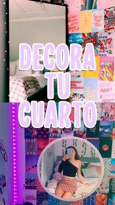 Indie Room Decor, Cute Bedroom Decor, Room Ideas Bedroom, Girls Bedroom, Aesthetic Room Decor, Room Inspiration, Ideas Para, Tips, Anime