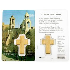 Childs Bedroom Cross You Can Talk To God SET INCLUDES A LOURDES PRAYER CARD by Catholic Gift Shop Ltd