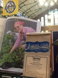U-Relish Farm artisan products made in Indiana for glamping