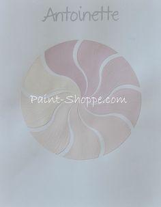 Antoinette color value pinwheel.  Yummy eye candy