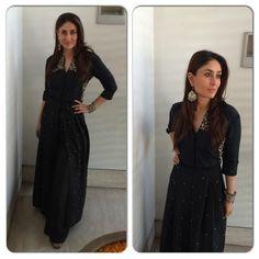 Yay or Nay : Kareena Kapoor in Myoho by Kiran and Meghna   PINKVILLA