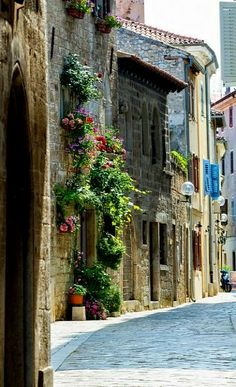 Porec has been named the Adriatic version of Tuscany...
