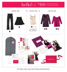 Ruby Ribbon Hello Kit 2014