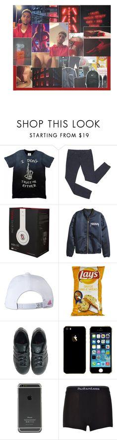 """bem-estar x sango"" by encantado-r ❤ liked on Polyvore featuring UNIF, Beats by Dr. Dre, Fergalicious, adidas, Polo Ralph Lauren, NIKE, men's fashion and menswear"