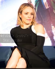 Doctor Strange Press Conference - Rachel McAdams (Christine Palmer) #DoctorStrange #DoctorStrangeEvent #fancyshanty